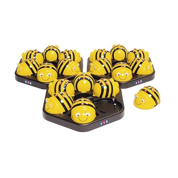 BEE-BOT 6 U. & BASE CARGA GRATUITA