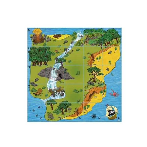 ALFOMBRILLA ISLA DEL TESORO BEE-BOT